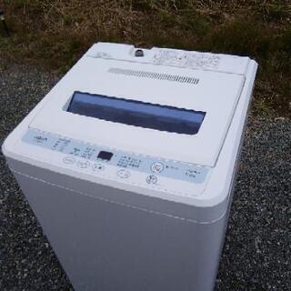 AQUA 洗濯機 6キロ 程度良し!!