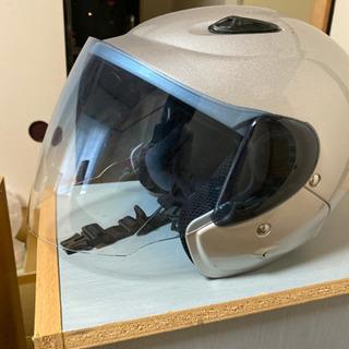 バイクのフルヘルメットです