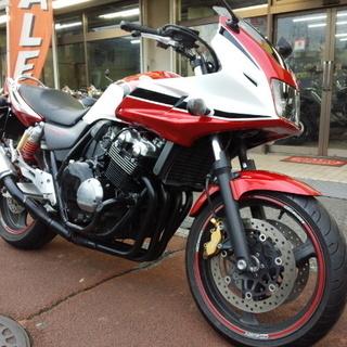 NO.2917 CB400スーパーボルドール 水冷4サイクル16...