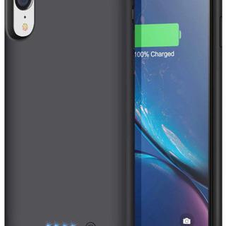 iPhone XR用 バッテリー内蔵型スマホケース