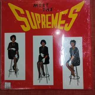 The Supremes ‎– Meet The Supreme...