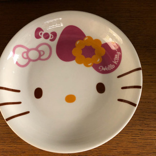 ミスド ハローキティ カレー皿