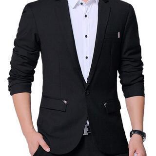 テーラードジャケット メンズ トップス スーツ ファッションスー...