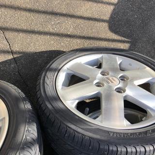 タイヤ四本 ホイール付  商談中 - 車のパーツ