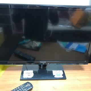 パナソニック 2013年 24型 液晶TV 引取希望