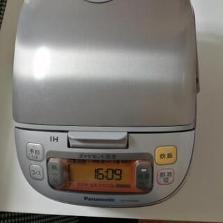 Panasonic 炊飯器 5.5合炊き