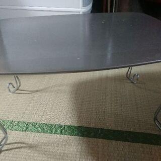 猫足ローテーブル