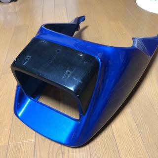 SUZUKI GSX750S カタナ用 フロントカウル 塗装済 中古