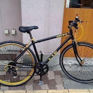美品☆MOVE L.I.G700cクロスバイク アルミ/7spe...