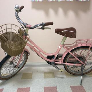 子供用自転車  ハッチ  18インチ  ヘルメット付き