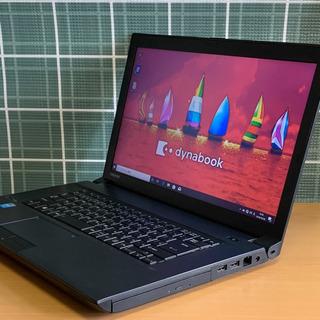 良品/第4世代i5/メモリ4G/SSD256G/Wi-Fi/Office - パソコン