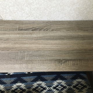 グレー ローテーブル 45×90×32