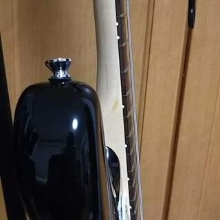 Squier by Fender エレキギター Bullet StratocasterR HSS Hard Tail, Laurel Fingerboard, Black 使用頻度少なく極上 - 行田市