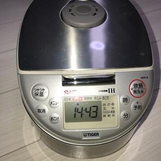 タイガー IH炊飯器 JKHーA100