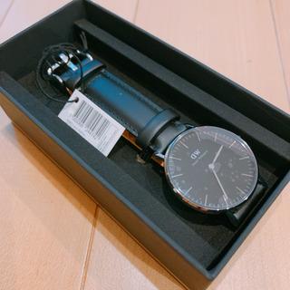 新品箱付き!ダニエルウェリントン腕時計 DW00100145