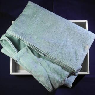 【未使用品/シミ・保管臭などあり】 日本製 綿100% 約…