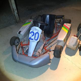 引き取り限定 レーシングカート IMEエンジン おまけ付き