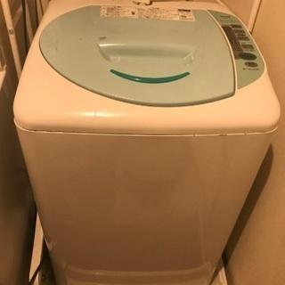 一人暮らし 洗濯機 無料