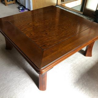 折畳式テーブル