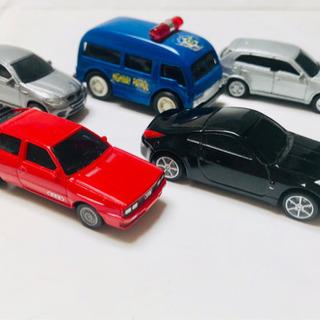 ミニカー 5個セット