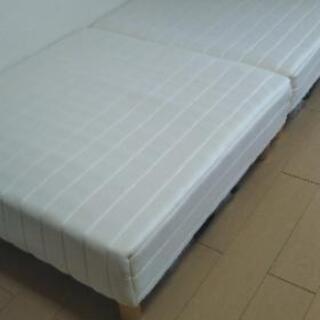 ベッド (セパレート型)
