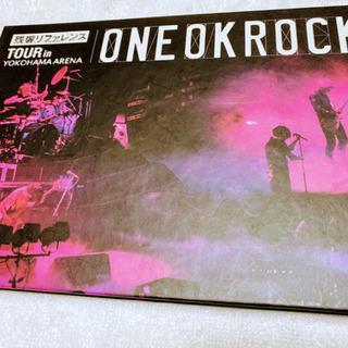 ONE OK ROCK⭐︎残響リファレンス横浜アリーナ⭐︎DVD