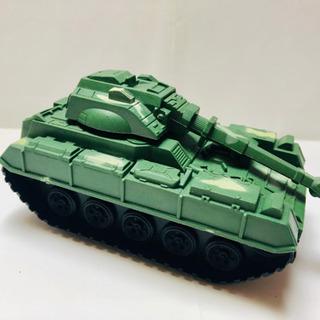 戦車のおもちゃの画像