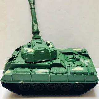戦車のおもちゃ − 岡山県