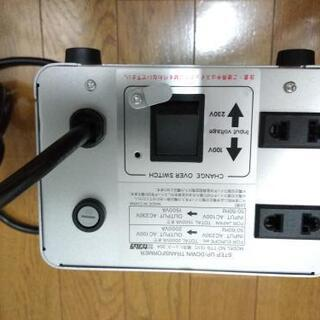 カシムラ変圧器2000VA