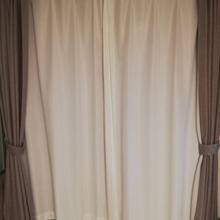 商談中【無料0円】 カーテン&レースカーテン セット