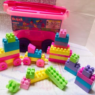 ブロックおもちゃ【お話中】