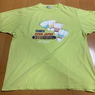 YONEX ヨネックスTシャツ