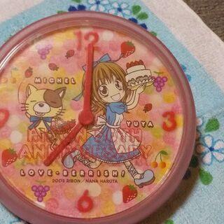 可愛い掛け時計(観賞用)