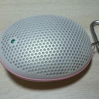 ソニーエリクソン Bluetoothワイヤレススピーカー
