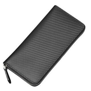 【新品・未使用】財布 メンズ 長財布メンズ財布 牛革の財布