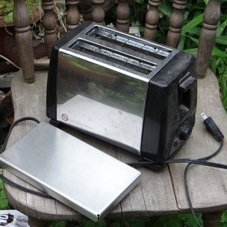 ポップアップ・トースター(食ぱん専用)  KP-7008 <写真変更>