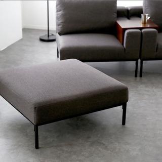 新品 元値6万オットマン 今組み上げたばかり 家具のLOWYA ...