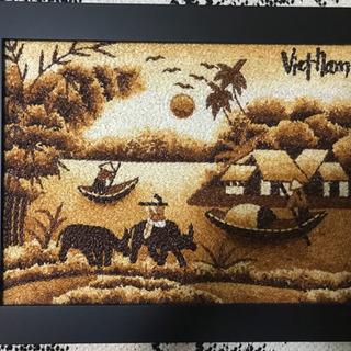 アート絵画 ベトナムハンドクラフト