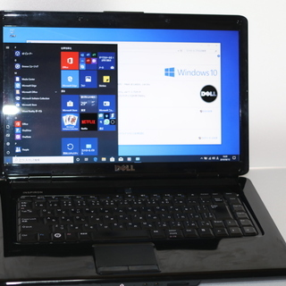Windows7サポート終了間近。DELL inspiron1545 Windows10グレードアップ、メモリー増設済みです。 - パソコン