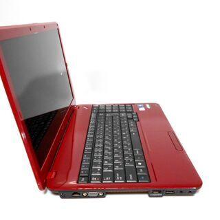 ノートパソコン譲ります。すぐ使える/高速SSD使用/Win10/オフィス有/無線 - パソコン