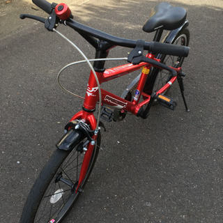 子供用軽量スポーツ自転車、18インチ