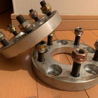 Durax 114.3 5H P1.5 20mm ワイトレ