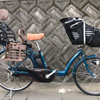 0-54 電動自転車 パナソニック ギュット 8アンペア