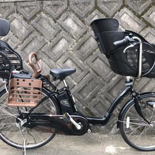 0-57 電動自転車 パナソニック ギュット 8アンペア