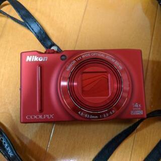 【募集中】Nikon COOLPIX S8200 コンパクトデジ...