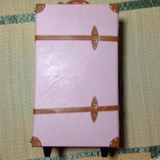 MERCURYDUO  キャリーバッグ ピンク