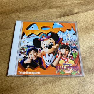 ディズニー ハロウィン 2012 CD
