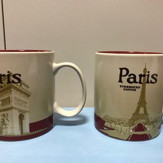 スターバックス パリ限定マグカップの画像