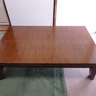 ◆伸長式座卓◆実売4~5万円◆グランデ ウイング◆