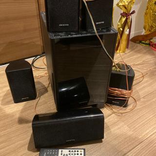 ONKYO デジタルサラウンドシステム HTX-22HDX 5....